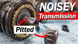 Why Is My Transmission Making Noise?