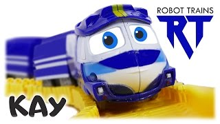 Robot Trains (로봇트레인) Kay Splicing Rail