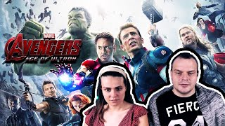 AVENGERS 2 - Age of Ultron REACTION