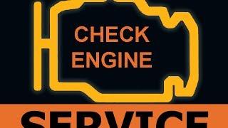 видео Чтение кодов ошибок двигателя с помощью системы самодиагностики