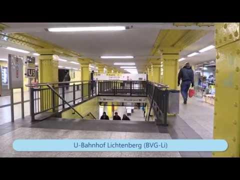 """Berlin-Lichtenberg: Vom Bahnhof zu Tino Boczik – Handlungsorte aus """"Konspirative Liebe"""" (Teil 2)"""