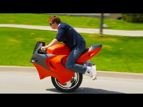 5 Futuristic Methods of Transport! ▶4