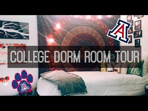 College Dorm Room Tour! University of Arizona