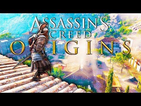 CURSE OF THE HIDDEN TREASURE | Assassin's Creed Origins Free Roam thumbnail