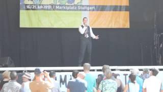 """Szabó István """"Mit ér egy hang?"""" Stuttgart 2013.juli.21"""