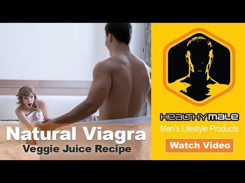 Natural Viagra Juice