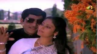 Bharya Bhartala Bandham Movie Songs - Manasu Manasu Song - ANR, Balakrishna, Jayasudha