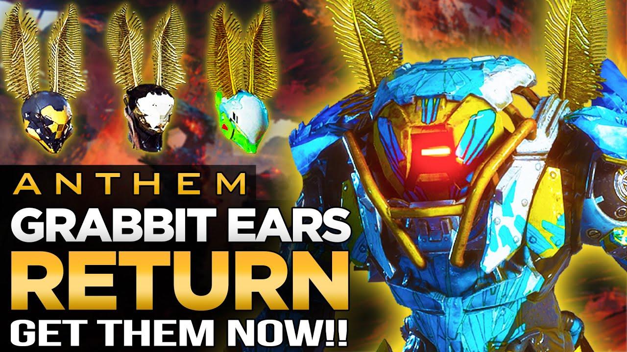 Anthem Guide | Grabbit Ears Have RETURNED!