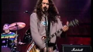 Meat Puppets - Backwater on Late Night 1994