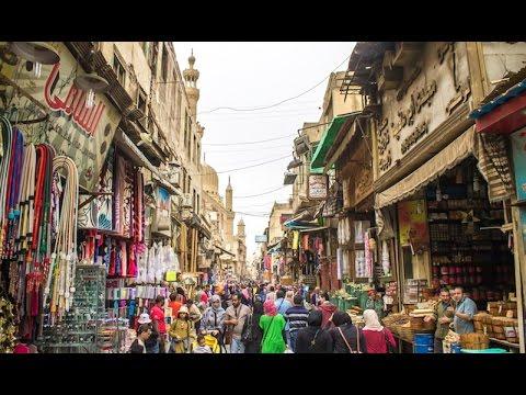 Zoom sur le Caire, la capitale de l'Egypte streaming vf
