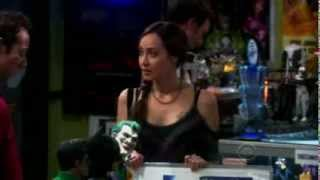 Girl at Stuart Comic Book Store- The Big Bang Theory Funniest Talks 18