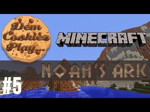 Slug Analysis! - Minecraft Noah's Ark - Ep 5