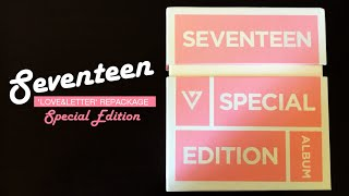 Video SEVENTEEN VERY NICE Repackage Special Edition Unboxing download MP3, 3GP, MP4, WEBM, AVI, FLV Maret 2018