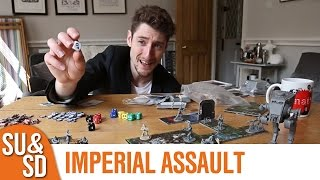 Star Wars: Imperial Assault - Shut Up & Sit Down Review