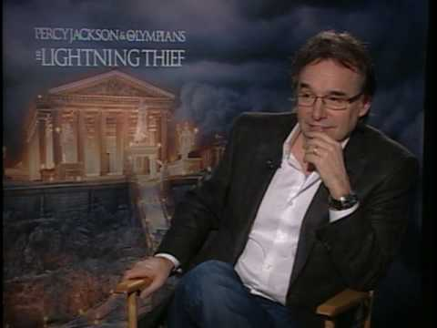 CHRIS COLUMBUS ANS PERCY JACKSON AND THE OLYMPIANS INTERVIEW