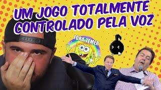 Video NEM O GRITO DO FAUSTÃO SALVA - UM JOGO TOTALMENTE CONTROLADO PELA VOZ download MP3, 3GP, MP4, WEBM, AVI, FLV Desember 2017