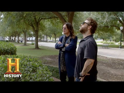 Ozzy & Jack's World Detour: 'Visiting the Alamo'   Sundays 10/9c   History