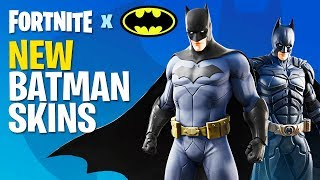 FORTNITE x BATMAN!! (Fortnite Battle Royale)