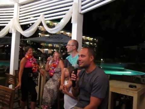 Proklínám - karaoke, Bulharsko 2013 hotel Belitsa