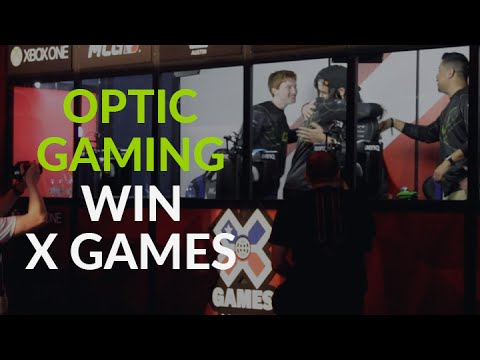 OpTic Gaming Winning Moment - YouTube