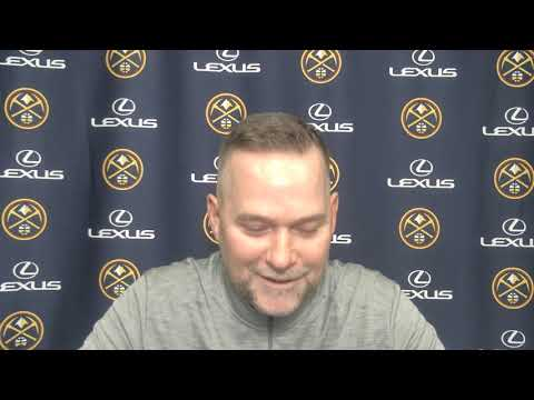 Nuggets postgame interview: Michael Malone (04/14/2021)