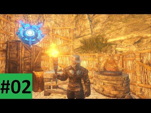 Железные инструменты, новая броня и оружие - ARK: Genesis (прохождение, 2020) #02
