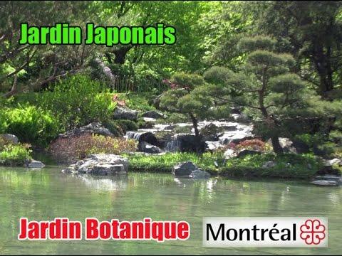 Le Jardin Japonais du Jardin Botanique de Montréal, Qc.