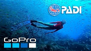 GoPro: PADI Dive Competition Announce 2020