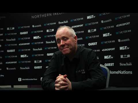 Higgins Set For Final Showdown With Allen | BetVictor Northern Ireland Open