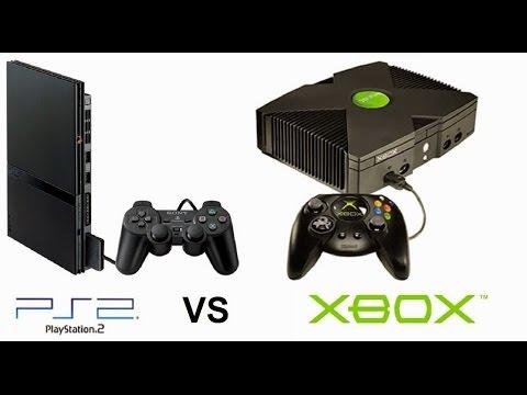 XBOX Original Часть 2: Сравнение с PS2 и обзор игр к приставке