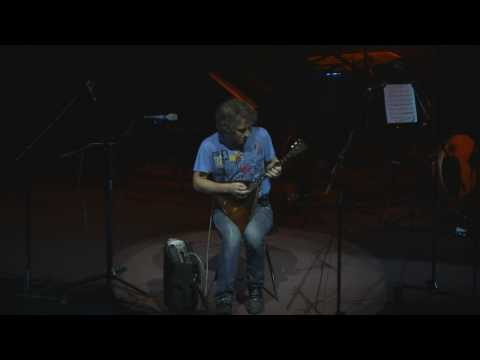 Alexey Arkhipovsky plays in Moscow's Central House of Artists