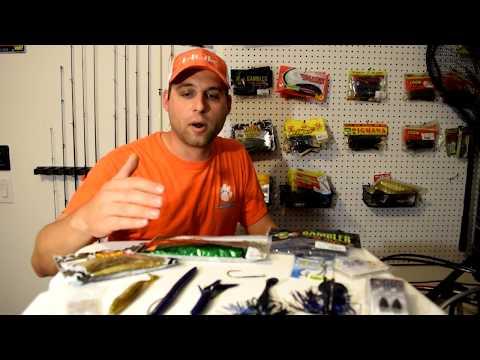 REVEALED! MY TOP 5 FLORIDA BASS FISHING BAITS!