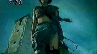 2003年ごろのダンロップのデジタイヤDIREZZAのCMです。上原多香子さんが...