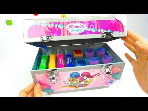 Шиммер и Шайн игровой набор для детей