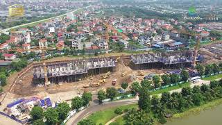 [ECOPARK] - Tiến độ xây dựng chung cư Sky Oasis - PHÚC LỘC TV