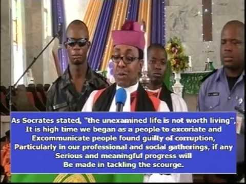 Presidential Address By His Lordship Rt. Rev. Dr. E.O Chukwuma (OON) Part 3