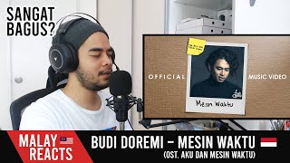 Download Budi Doremi – Mesin Waktu (OST. Aku Dan Mesin Waktu) MALAY REACT!