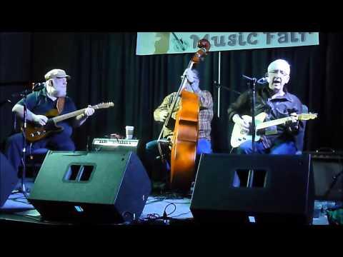 Bill Kirchen and Redd Volkaert Public Showcase at 2015 Folk Alliance Music Camp