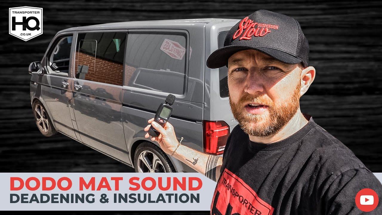 T5 | T6 Dodo Mat Sound Deadening & Insulation | Transporter HQ