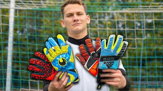 Which GOALKEEPER GLOVES are THE BEST?!
