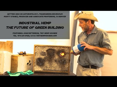 Industrial Hemp: The Future of Green Building (John Patterson)