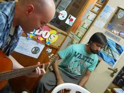 FALSA CUBANA -  Humedal (en vivo en La Isla de los Monos)