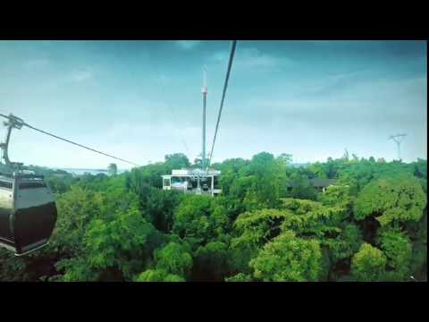 Singapore Cable Car Sky Network