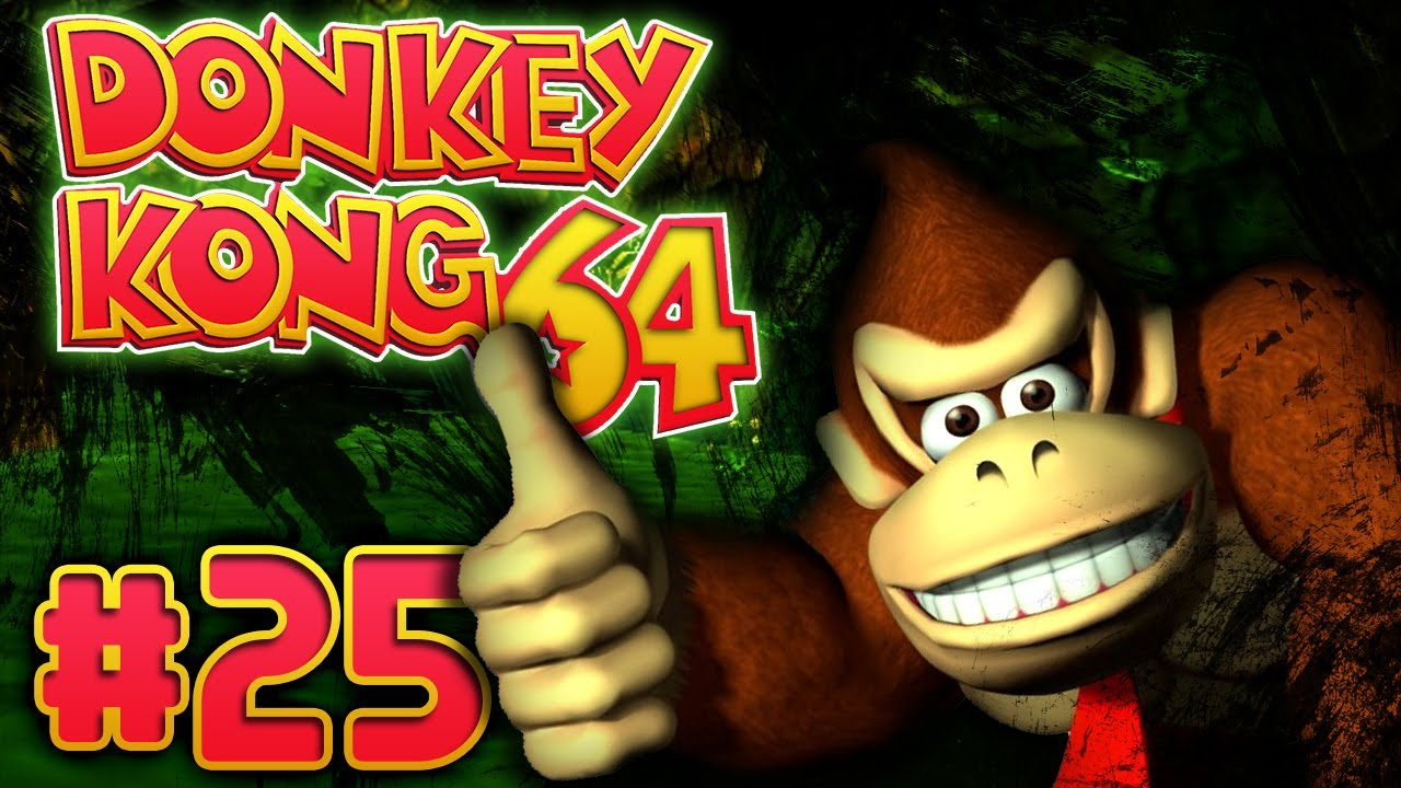 Lets Play Donkey Kong 64 101 25 Die Nintendo Münze Youtube