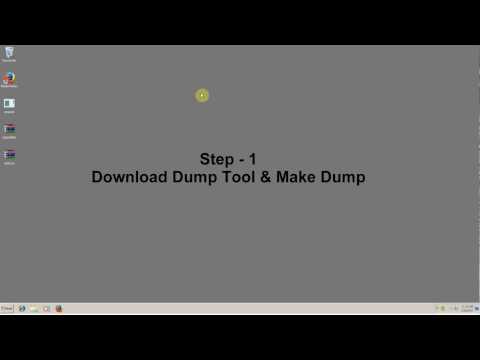 How Make Sentinel HL Dump & Usbtrace Log