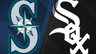 Gonzales, Mariners blank White Sox: 4/24/18
