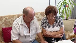 Ветераны НМТП Марина и Георгий Каширины