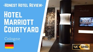 Hotel Marriott Courtyard Cologne Honest hotel review
