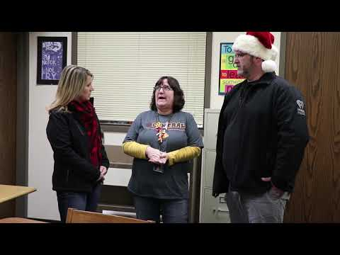 Murphy & Meg in the Morning - Greater Milwaukee Kia Dealers - Lori's Christmas Wish