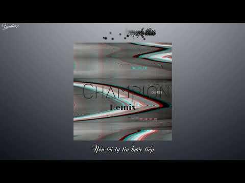[VIETSUB/LYRICS] Champion (Remix) - Fall Out Boy feat RM (BTS)